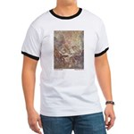 Dulac's Little Mermaid Ringer T