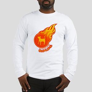 Mountain Feist Long Sleeve T-Shirt