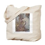 Dulac's Little Mermaid Tote Bag
