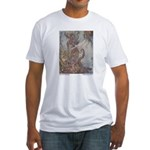 Dulac's Little Mermaid Fitted T-Shirt