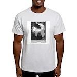 Batten's Unseen Bridegroom Ash Grey T-Shirt