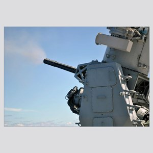 The Phalanx Close in Weapon System