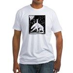 Nielsen's East of the Sun Fitted T-Shirt