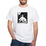 Nielsen's East of the Sun White T-Shirt