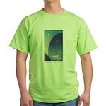 Nielsen's East of the Sun Green T-Shirt