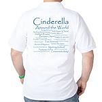 Cinderella Around the World Golf Shirt