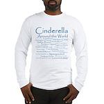 Cinderella Around the World Long Sleeve T-Shirt
