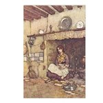 Dulac's Cinderella Postcards (Package of 8)