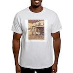 Dulac's Cinderella Ash Grey T-Shirt