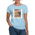 Dulac's Cinderella Women's Pink T-Shirt