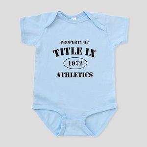 Title IX Infant Bodysuit