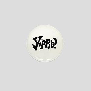 Yippie! Mini Button