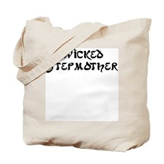 Wicked Stepmother Tote Bag