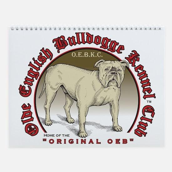 OEBKC Wall Calendar