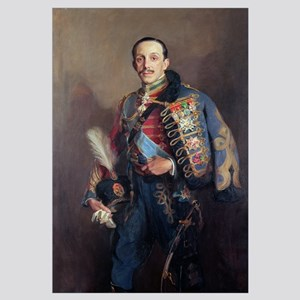 Portrait of King Alfonso XIII of Spain (1886-1941)