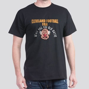 Cleveland football fan Dark T-Shirt