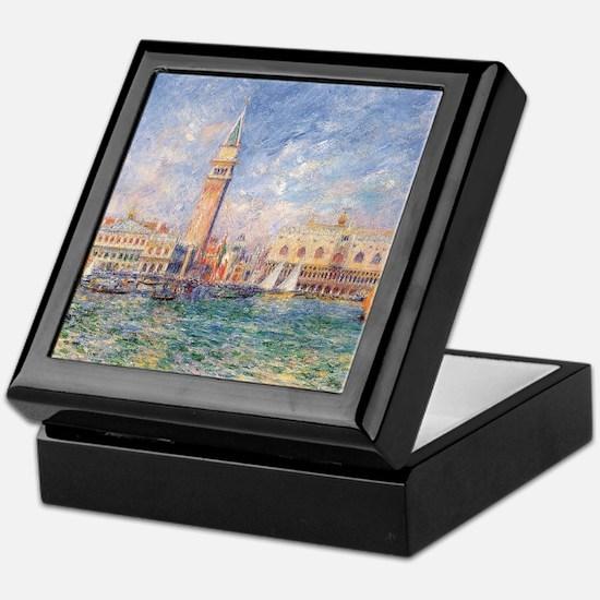 Cute Renoir Keepsake Box