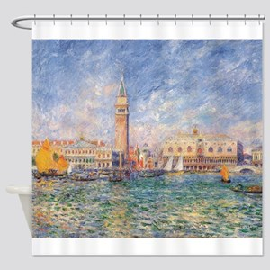 The Doge's Palace, Venice Shower Curtain