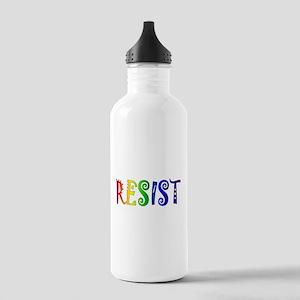 Rainbow Resist Trump Stainless Water Bottle 1.0L