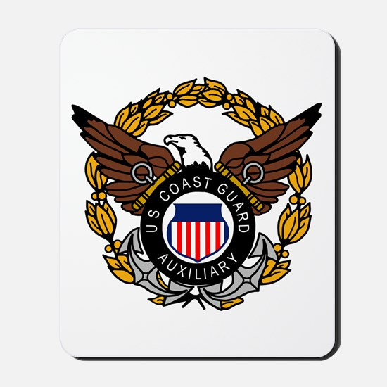 USCG Auxiliary Image<BR> Mousepad