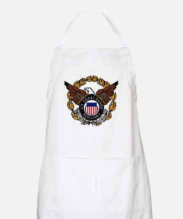 USCG Auxiliary Image<BR> BBQ Apron