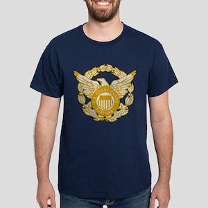 USCG Auxiliary Eagle Dark T-Shirt 1