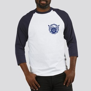 USCG Auxiliary Image<BR> Blue Jersey