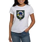 Wier Clan Crest Tartan Women's T-Shirt