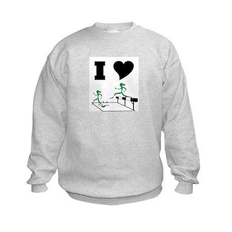 SteepleChics Kids Sweatshirt