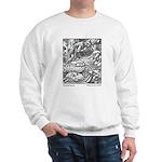 Crane's Sleeping Beauty Sweatshirt