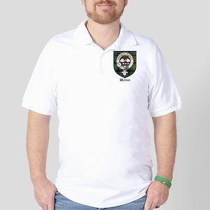 Watson Clan Crest Tartan Golf Shirt