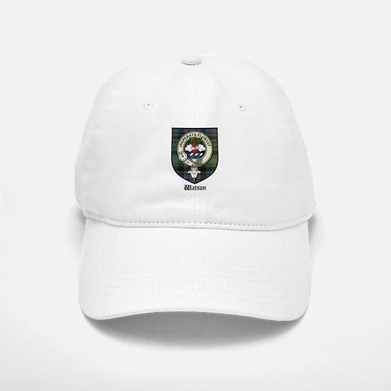 Watson Clan Crest Tartan Baseball Baseball Cap