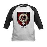Clan wallace tartan Baseball T-Shirt