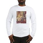 Dulac's Sleeping Beauty Long Sleeve T-Shirt