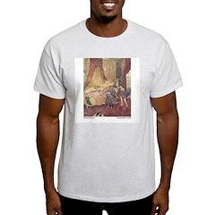 Dulac's Sleeping Beauty Ash Grey T-Shirt