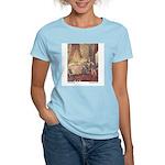 Dulac's Sleeping Beauty Women's Pink T-Shirt