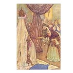 Dulac's Sleeping Beauty Postcards (Package of 8)