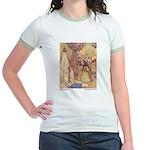 Dulac's Sleeping Beauty Jr. Ringer T-Shirt