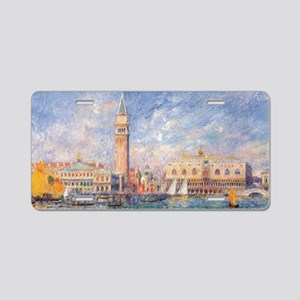 The Doge's Palace, Veni Aluminum License Plate