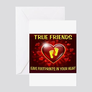 TRUE FRIENDS Greeting Cards