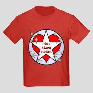 Pint Sized Pagan Kids Dark T-Shirt