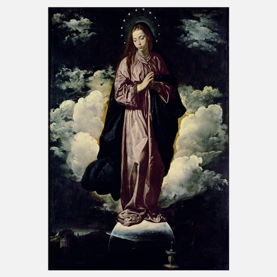 The Immaculate Conception, c.1618 (oil on canvas)