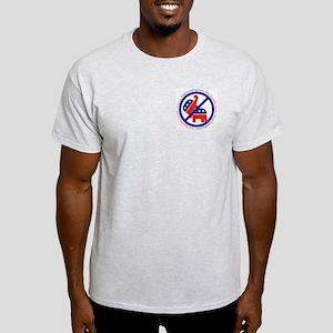 Ban GOP Sex Ash Grey T-Shirt