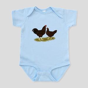 Buckeye Chickens Infant Bodysuit