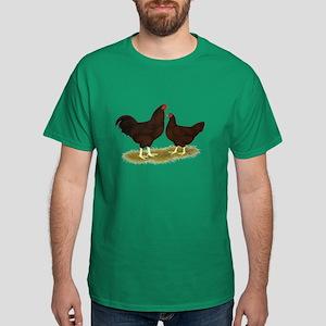 Buckeye Chickens Dark T-Shirt