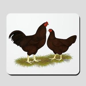 Buckeye Chickens Mousepad