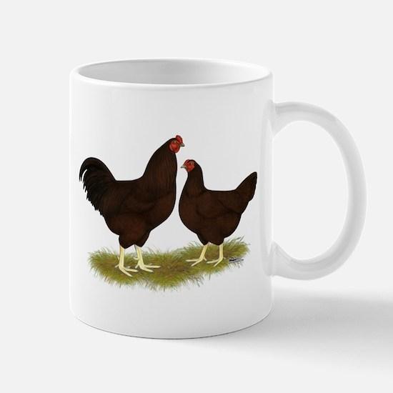 Buckeye Chickens Mug