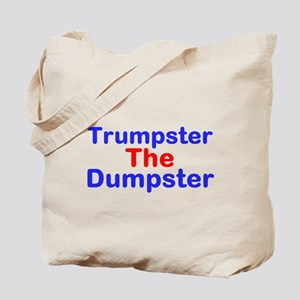 Trumpster The Dumpster Tote Bag