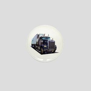 Truckin! Mini Button