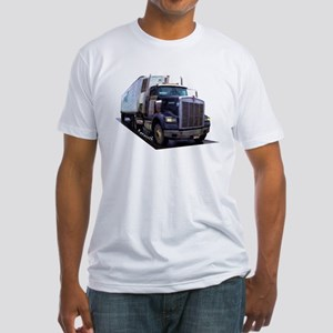 Truckin! Fitted T-Shirt